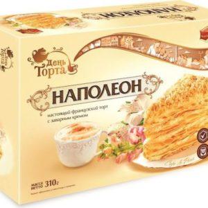 """Торт """"Черемушки"""" Наполеон 310г"""