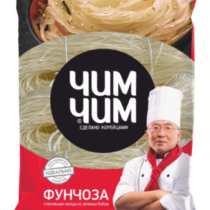 """Лапша фунчоза бобовая """"ЧИМ-ЧИМ"""" 200г"""