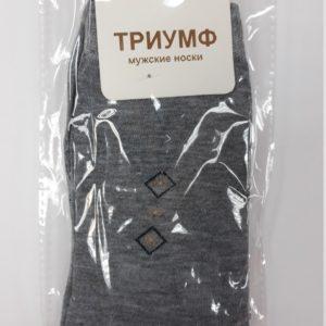 """Носки """"Триумф"""" мужские (ромбики) Арт 11807"""