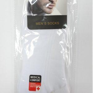 "Носки ""MEN*S"" мужские укороч.(полоска) Арт3163"