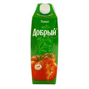 Добрый 1л Томат сок