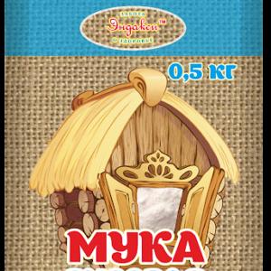 "Мука ""Эндакси"" рисовая 0,5кг"