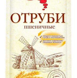 """Отруби пшеничные """"ОГО"""" 200г"""