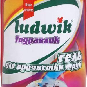 """Гель д/чистки труб """"Людвик"""" Гидравлик 500г"""