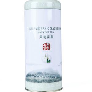 Чай Биошань  Зеленый с жасмином