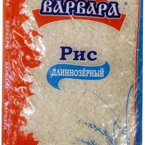 """Рис длиннозерный """"Варвара"""""""