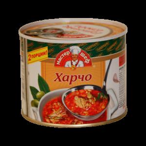 """Готовые блюда """"Мастер Шеф"""" Харчо 525г ж/б"""
