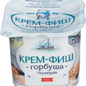 """Паста из морепродуктов  """"Крем-фиш"""" 150г Горбуша-скумбрия"""