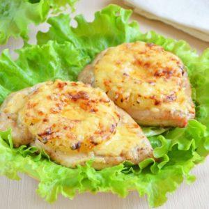 Филе куриное с ананасом