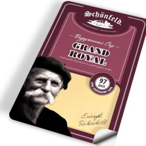 "Сыр ""Schonfeld"" Гранд Роял 45% 125г БЗМЖ"