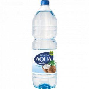 """Вода питьевая """"Дарида"""" AQUA кокос 1,5л"""