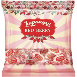 "Карамель ""Red berry"" 500г"