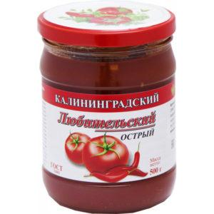 """Соус """"Калининградский"""""""