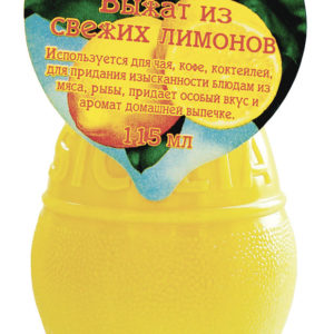 "Заправка лимон""SICILIA"" 115мл"