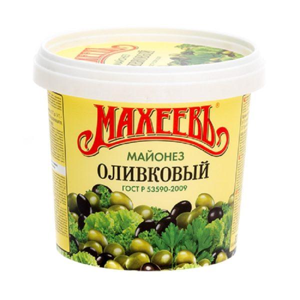 "Майонез ""Махеев"" Оливковый"