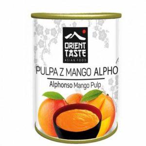 "Фруктовое пюре ""Orient Taste"" манго 850г"