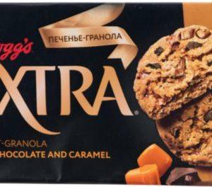 "Печенье ""Гранола"" EXTRA шоколад/карамель 75г"