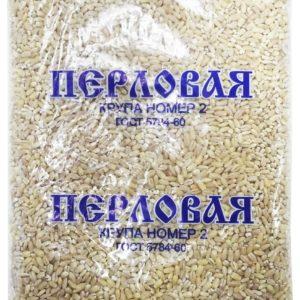 Перловая крупа 800г пр.пакет