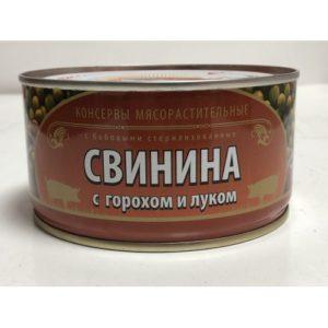"""Говядина """"Богатырская"""" 325г Сохраняя традиции"""