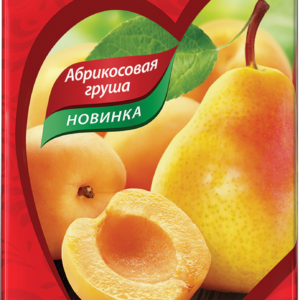 Любимый Сад 1,93л Абрикосовая груша