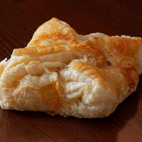 Слойка ветчина с сыром