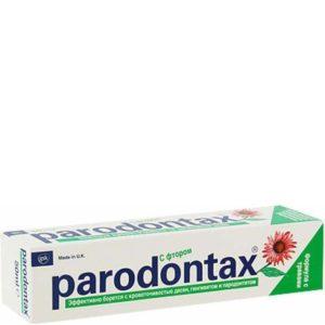 """З/п """"Parodontax"""" 75мл С фтором"""