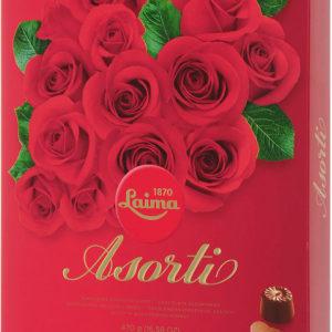 """Ассорти """"Лайма"""" (красные розы) 470г"""
