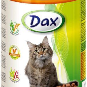 Дакс для кошек Курица в соусе ж/б 415гр
