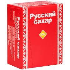 """Сахар рафинад """"Русский"""" 0,5кг РусАгро"""