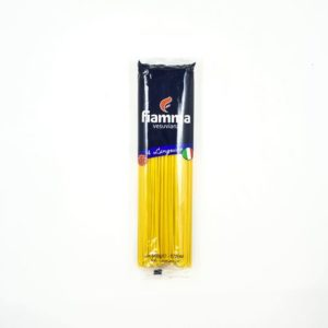 "Мак.изделия ""Fiamma"" 500г спагетти плоские"