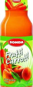 Сонда Морковно-персиковый 0,75л