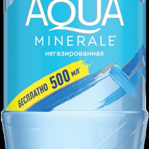 Аква минерале негаз бут 2л