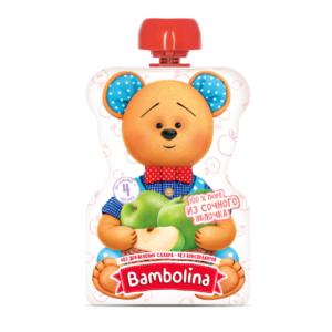 Bambolina пюре фруктовое