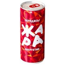 """Энергетический напиток """"Жара"""" 0,449л ж/б"""