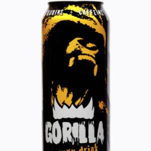 "Энергетический напиток ""Горилла"" Оранж 0,45л ж/б"