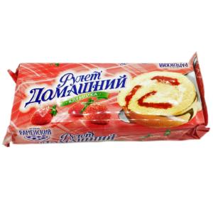 "Рулет ""Домашний"" Клубника"