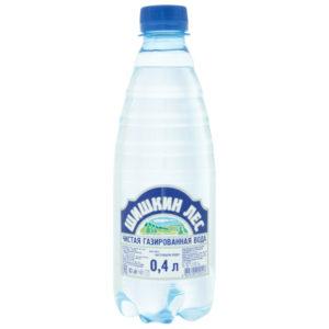 """Вода питьевая """"Шишкин лес"""""""