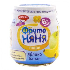 ФрутоНяня Пюре