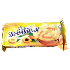 "Рулет ""Домашний""  Абрикос"