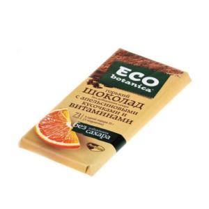 "Шоколад ""ECO botanica"" горький"