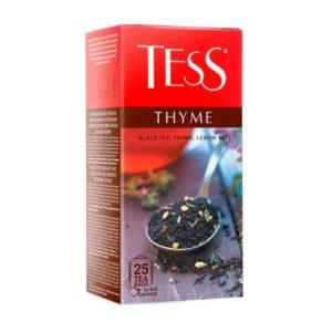 Чай TESS Thyme