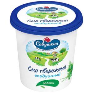 """Сыр """"Савушкин"""" творожный Воздушный"""