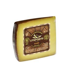 "Сыр ""Стародуб"" Хард Экстра"