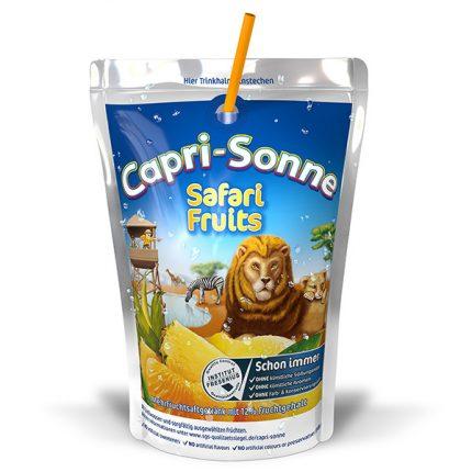 Capri -Sonne Сафари Фрутс напиток с/с 0,2л
