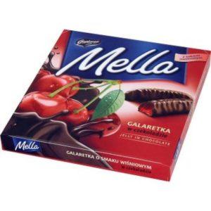 """Конфеты """"Мелла"""" 190г Желейная вишня в шоколаде"""