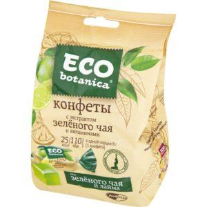 "Конфеты ""ECO"" зелёный чай/витамины 200гр"