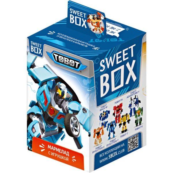 Sweet BOX Тоботы 10г