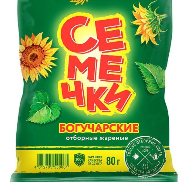 """Семечки """"Богучарские"""" 80г"""