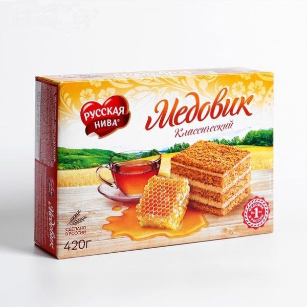 """Торт """"Медовик"""" Классический 420г"""