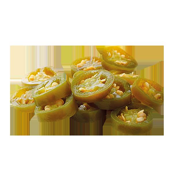 Перец маринованный Халапеньо 0,8кг Солёнушка